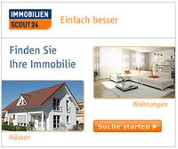 screenshot Immobilienbörse Immobilienscout24 Österreich
