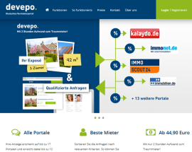 Devepo.de-screen