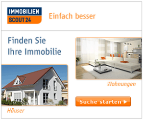 ImmobilienScout24 screen